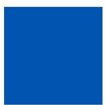 Graduate Icon blue outline